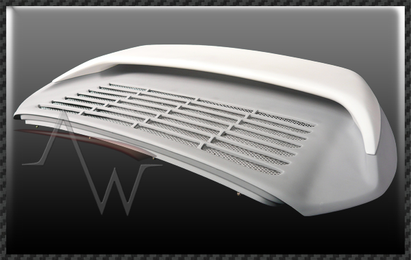 911/964 993 RS Style Rear Spoiler with Base