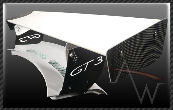 911/996 MK1 Style GT3-R Rear Wing & Bootlid