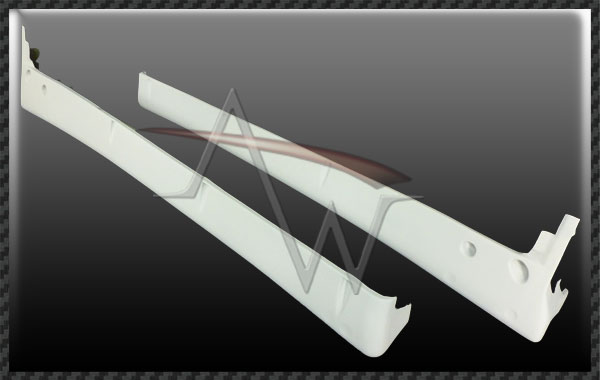 986 Boxster TA Style Side Skirts - 1 pair