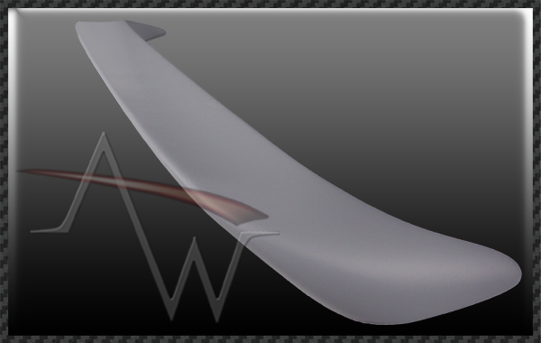 911/996 G 00'-04' Style Rear Spoiler (For OEM C2/C4 Bootlid)